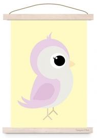 poster vogeltje 201604