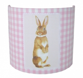 Wandlamp sweet forest konijntje staand