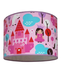 Kinderlamp prinses
