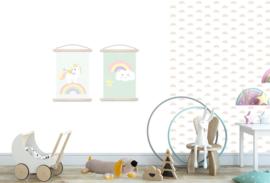 Kinderbehang rainbow