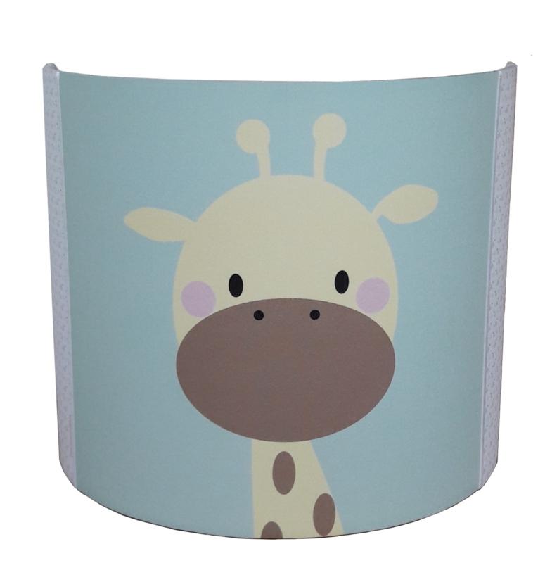 wandlamp giraffe