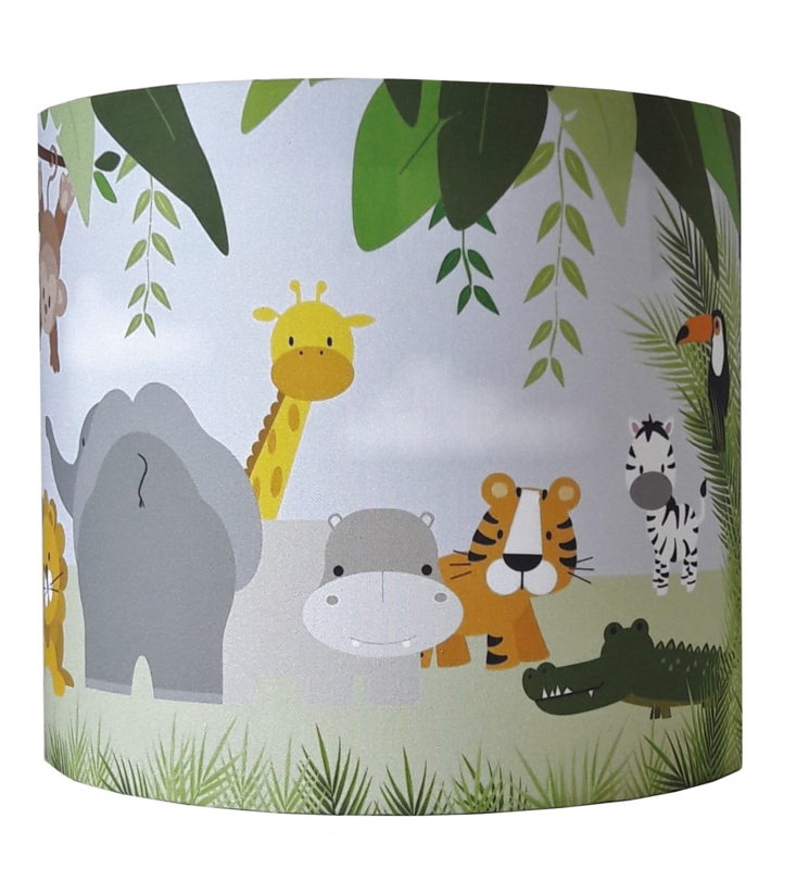 Wandlamp Jungle d4k