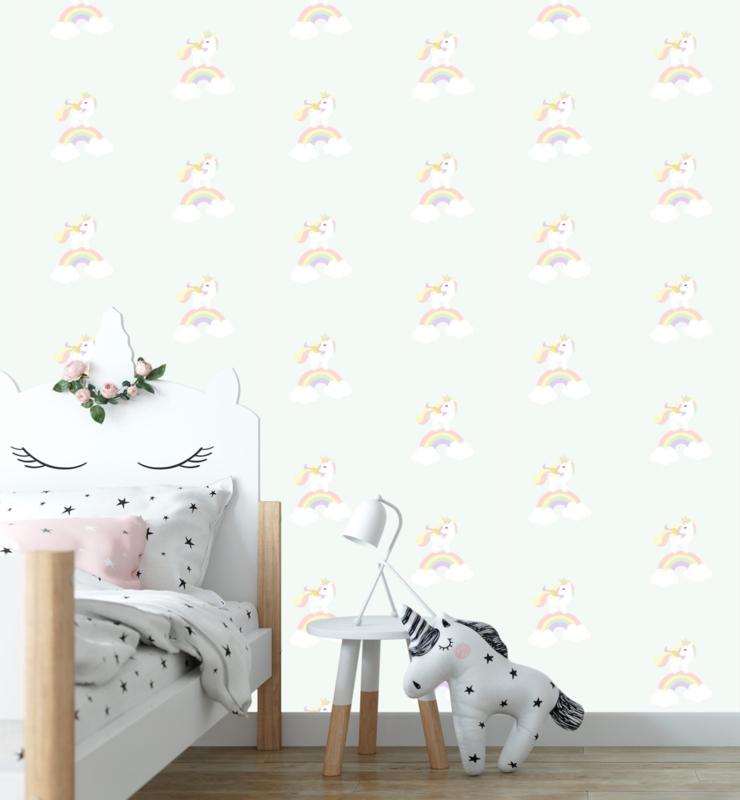 Kinderbehang unicorn