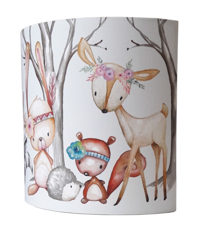 Wandlamp Forest Friends Boho