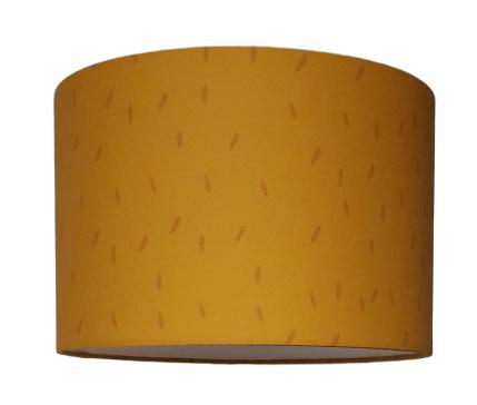 kinderlamp sprinkles  yellow ocher