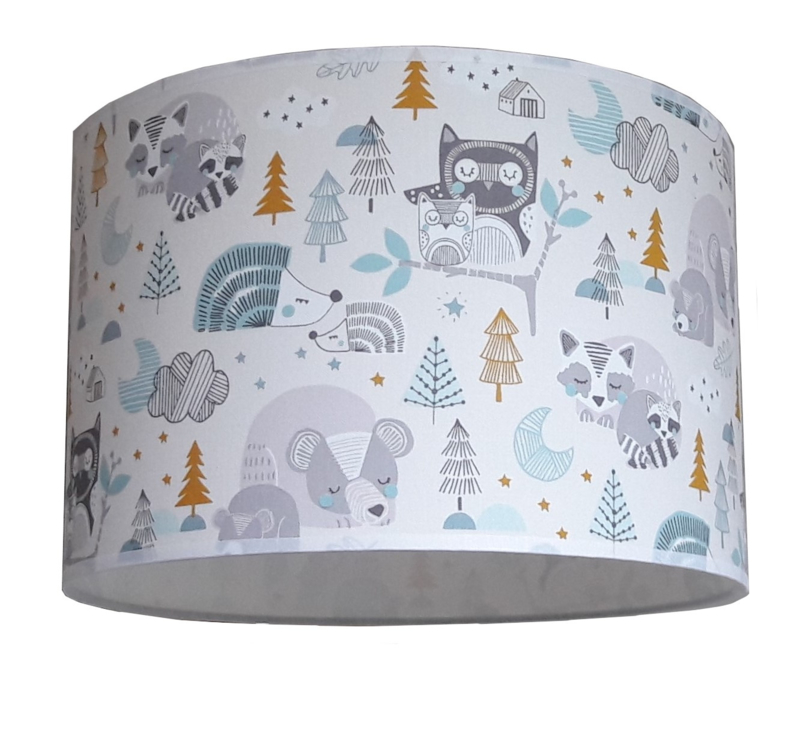 Kinderlamp  Sleepy Forest