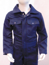 kinderoverall donkerblauw