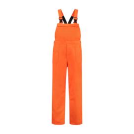 Tuinbroek oranje