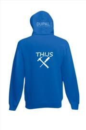 Korenblauwe sweater