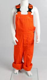 Kindertuinbroek oranje