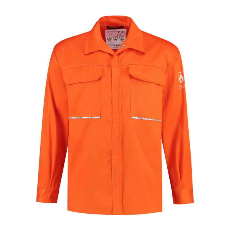 overhemd brandvertragend antistatisch