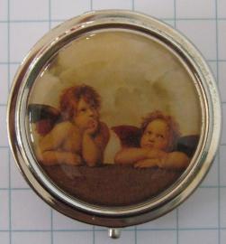 PIL118 Pillendoosjes engeltjes Raphael