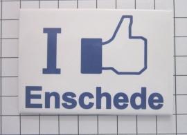 koelkastmagneet I like  Enschede N_OV1.002
