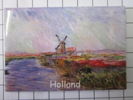 koelkastmagneet Claude Monet MAC:20.229