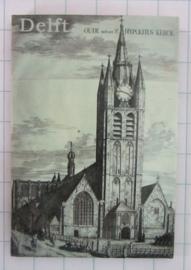 koelkastmagneet kerk Delft MAC:20.815
