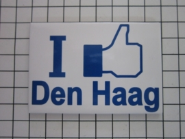 koelkastmagneet  Den Haag MAC:20.802