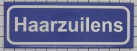 koelkastmagneet plaatsnaambord Haarzuilens P_UT9.0001