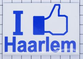 koelkastmagneet I like Haarlem N_NH5.007