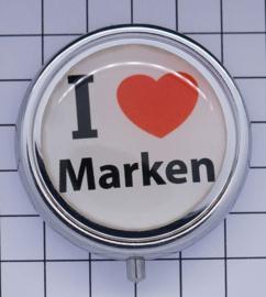 PIL_NH1.001 pillendoosje I love Marken