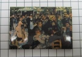 koelkastmagneet Auguste Renoir MAC:20.354