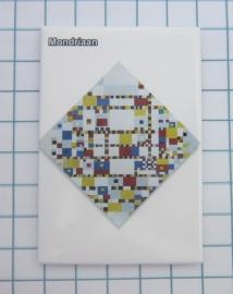 KoelKastmagneet MAC:20.527 boogie woogie Mondriaan