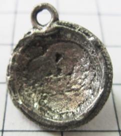 zeeuwse bolle dichte knoop kleine 2 cm doorsnede ZB025