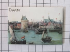 koelkastmagneet Hoorn N_NH5.504