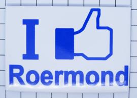 koelkastmagneet I like Roermond N_LI6.002
