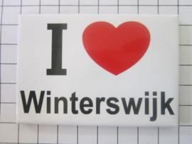 koelkastmagneet I ♥ Winterswijk N_GE4.002