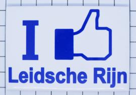 koelkastmagneet I like Leidsche Rijn N_UT5.002