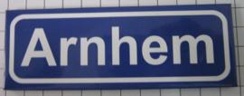 koelkastmagneet plaaatsnaambord Arnhem P_GE2.0002