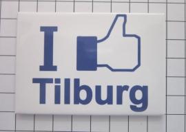 koelkastmagneet I like Tilburg N_NB2.002
