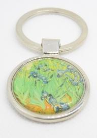 sleutelhanger irissen Vincent van Gogh