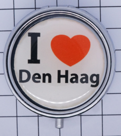 PIL_ZH3.001 pillendoosje Ilove Den Haag
