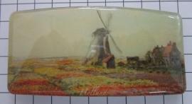 Haarspeld rechthoek HAR304 molen Monet