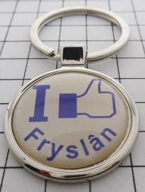 SLE_FR1.002 Sleutelhanger I like Fryslan