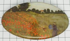 HAO 606 coquelicits klaprozenveld Claude Monet