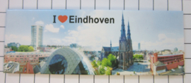 koelkastmagneet  I love Eindhoven  N_NB1.007