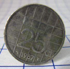 ring 25cent 1987