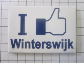 koelkastmagneet I like Winterswijk N_GE4.001