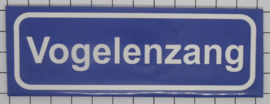 koelkastmagneet plaatsnaambord Vogelenzang P_NH23.1001
