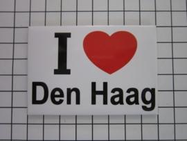 koelkastmagneet  Den Haag MAC:20.803