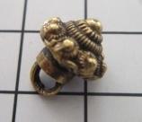 bol zeeuws kledingknoopje 1 cm ZKK805-G verguld