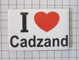 koelkastmagneet I love Cadzand N_ZE3.501