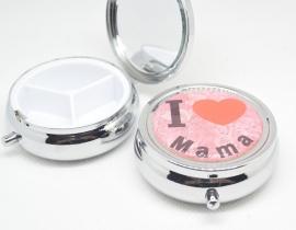 Pillendoosje I love Mama ean = 8718481420348