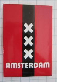 koelkastmagneet  Amsterdam 20.001