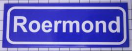 koelkastmagneet plaaatsnaambord Roermond P_LI6.0002