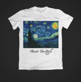 t-shirt Vincent van gogh
