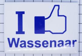 koelkastmagneet I like  Wassenaar N_ZH14.002
