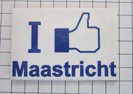 koelkastmagneet I like Maastricht N_LI1.002